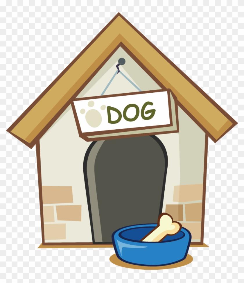 Dog Puppy Cartoon Drawing - Cartoon Drawing Dog House #290717