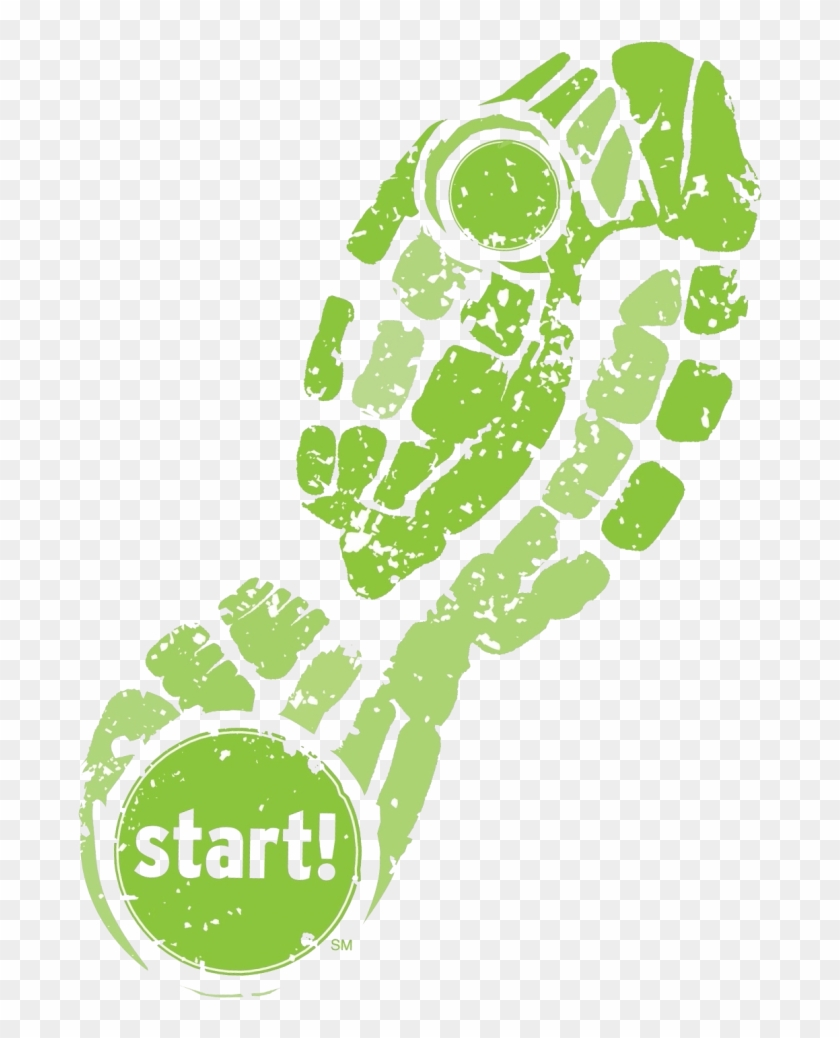 Business Start Ups Print Requirements Paw Print Rain - National Start Walking Day #290734