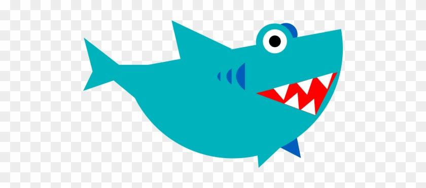 Great White Shark Clipart Fast Animal - Great White Shark #290767