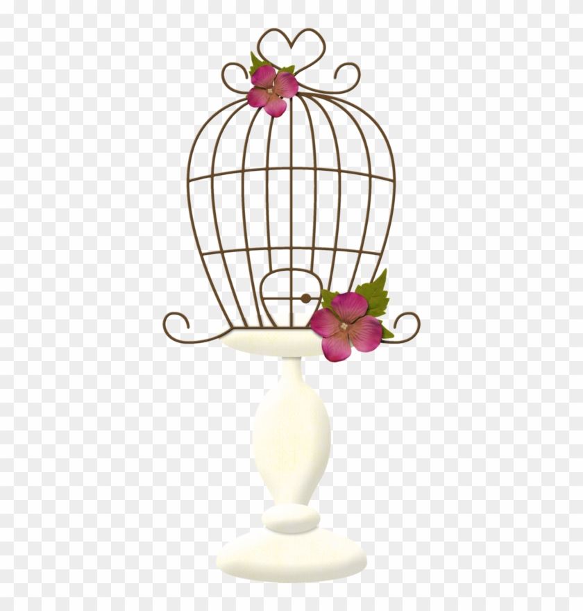 Bird Cages And Flowers - Bird Cages And Flowers #290779