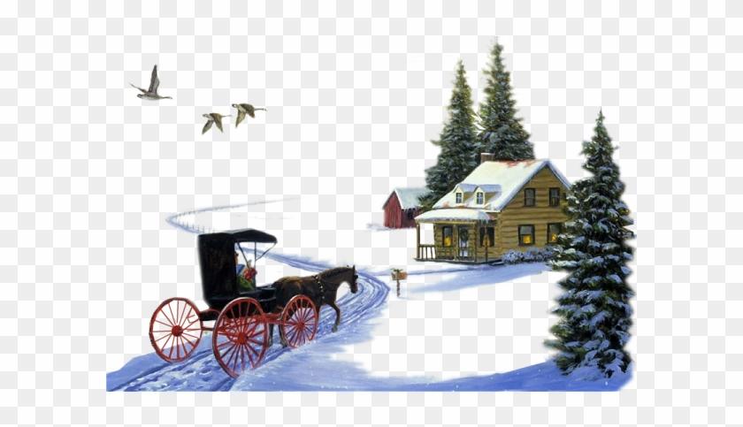 Good Morning Everyone - Carriage #290783