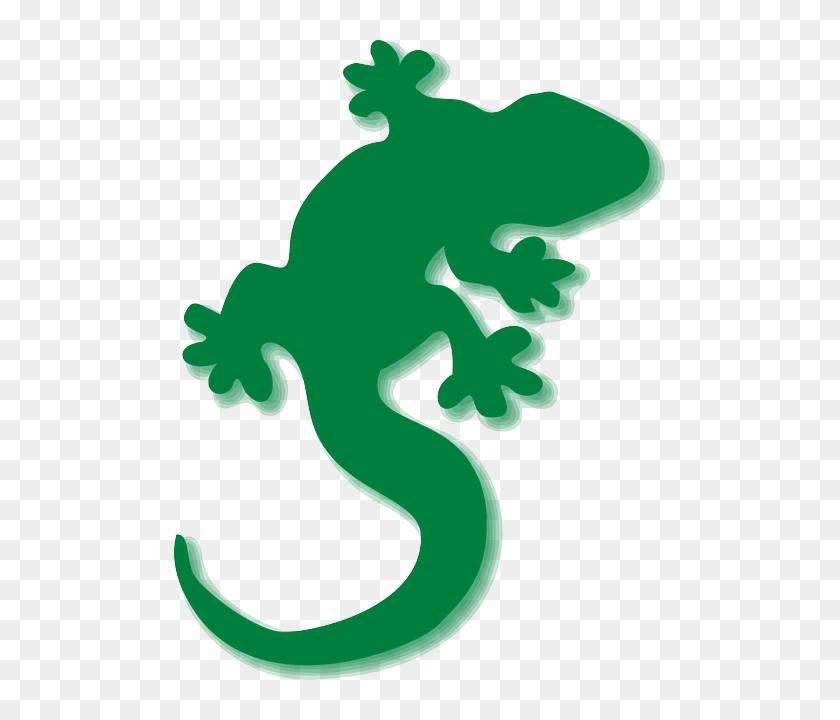0 - Gecko Clipart #290803