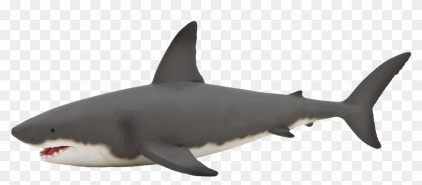 Shark Png - Mojo Great White Shark Figure #290824