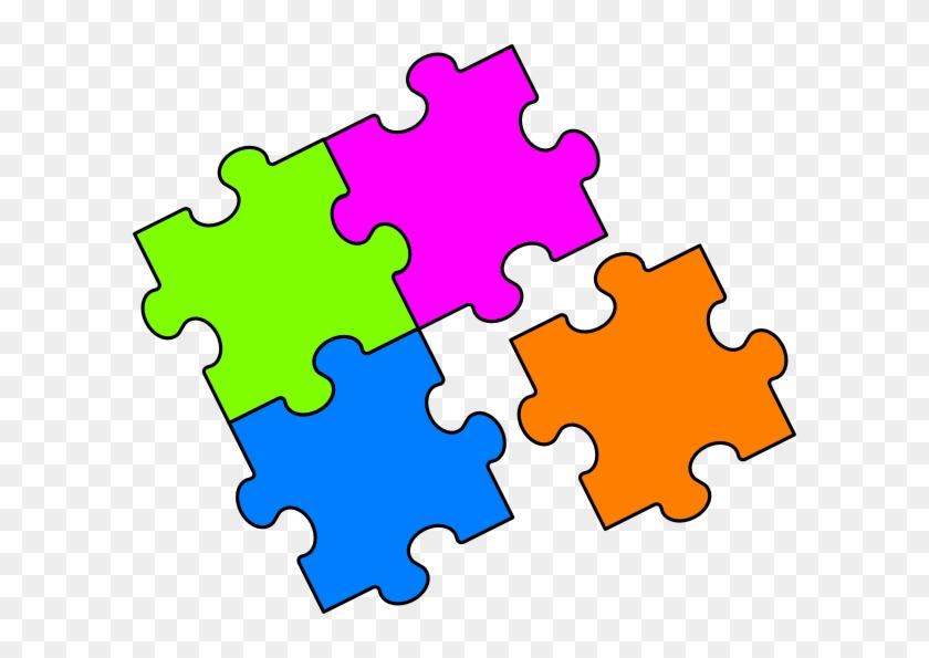 Puzzle Orange Png Clip Art - Jigsaw Puzzle Clip Art #290851