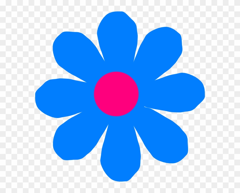 Blue Flower Clip Art Pictures Yahfmb Clipart - Animated Flowers #290953