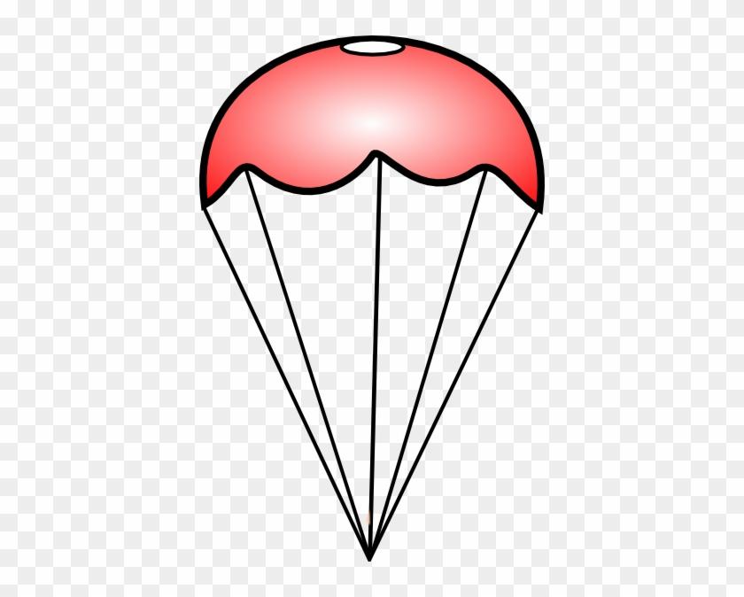 Parachute Clip Art Pjpzfo Clipart - Parachute With Transparent Background #290980