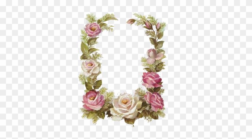 Vintage Floral Frame - Vintage Floral Floral Frames #290981