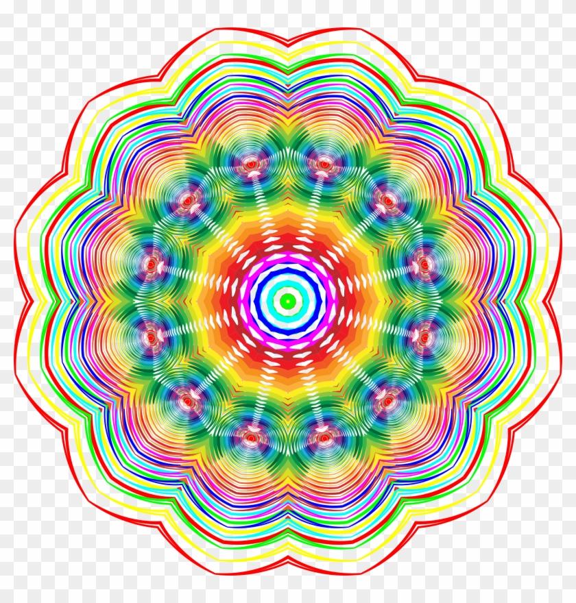 Colorburst Clipart - Colorburst #290996