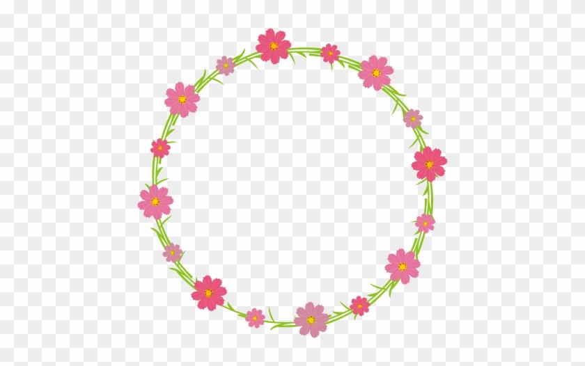 Vintage Floral Frame Vector Png - من یک زن هنرمندم #291015