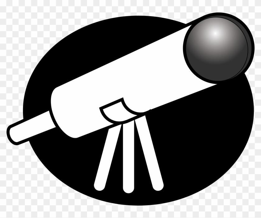 Get Notified Of Exclusive Freebies - Telescope Clip Art #291043