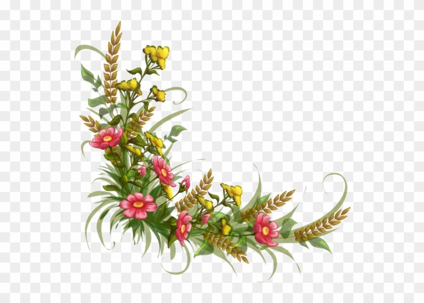 18 - Floral Design #291059