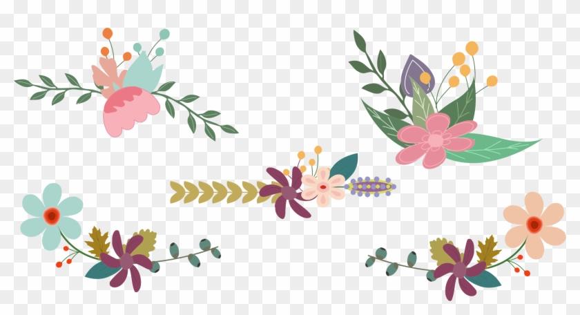 Vintage Flower Clipart Png Flowers Vintage Vector Png Free Transparent Png Clipart Images Download