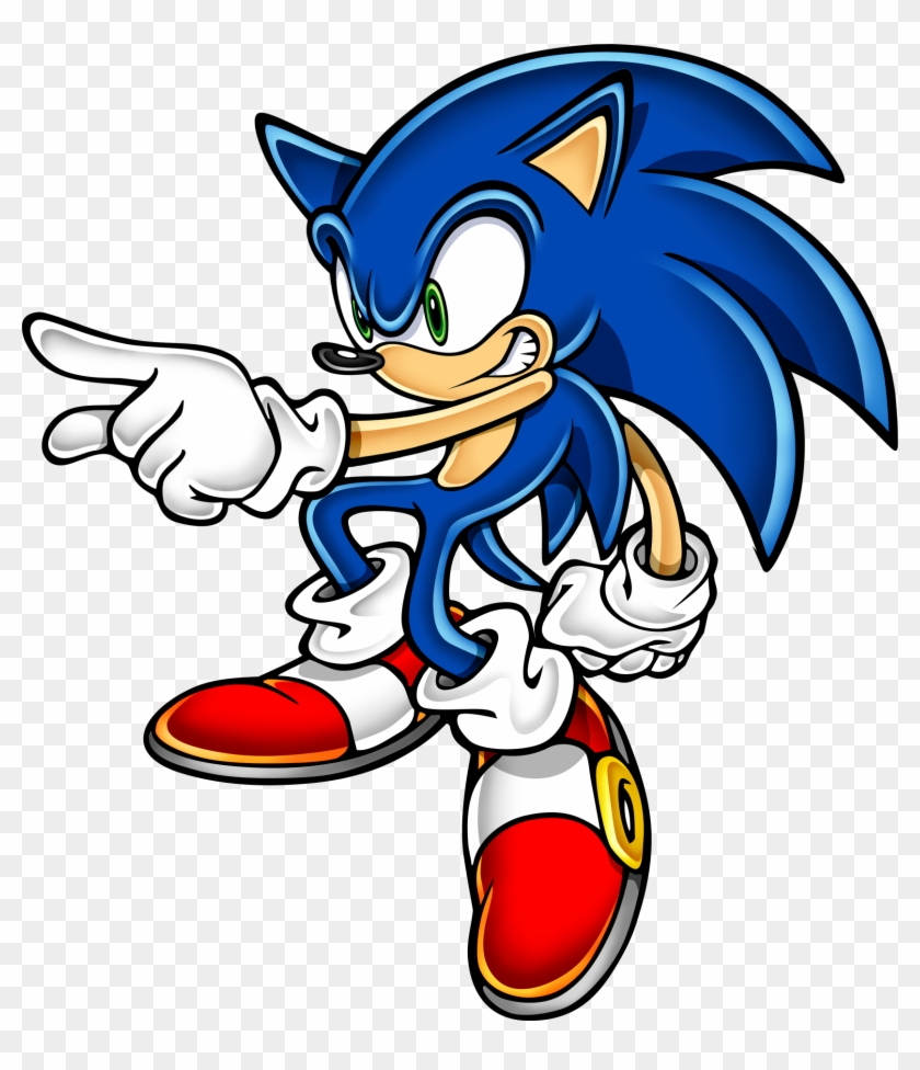 Sonic The Hedgehog Clipart Asset Sonic Adventure 2 Official Soundtrack Free Transparent Png Clipart Images Download