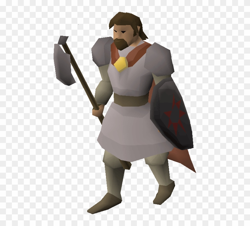 Sir Gawain - Old School Runescape - Free Transparent PNG Clipart