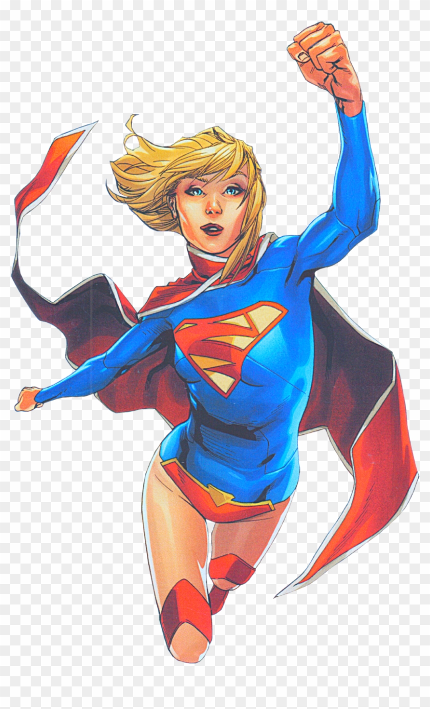 Supergirl By Bobhertley - Dc Comics Super Heroes [book] #291224