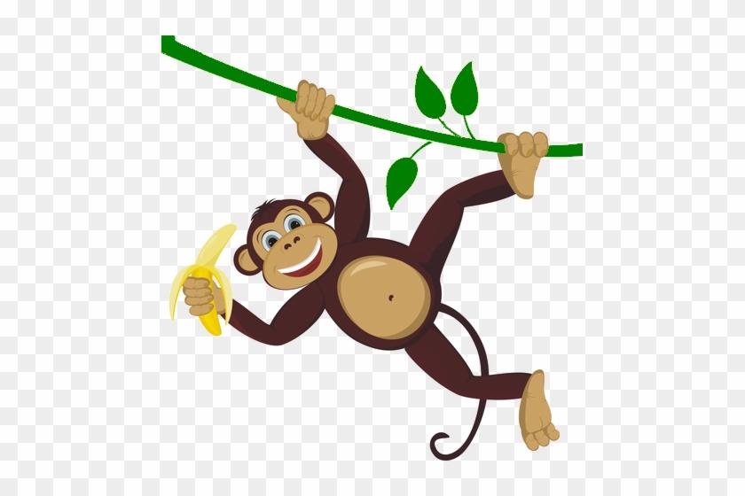 Monkey Transparent Png Pictures - Imagenes De Chango De Caricatura #291233