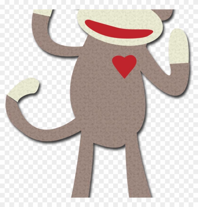 Sock Monkey Clip Art Sock Monkey Clip Art Free Clip - Clip Art #291253