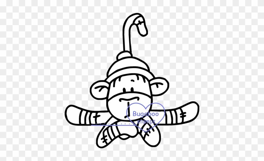 My Little Sock Monkey - Cartoon #291256