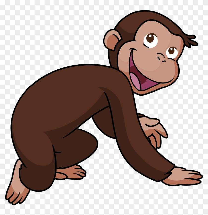 Free Curious George Clipart Image - Curious George Sports Watch (3 Wristwatch Styles) #291258