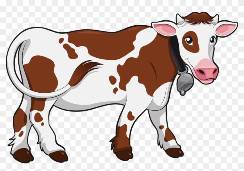 Beef Clipart Animated - Cow Clipart Png #291292