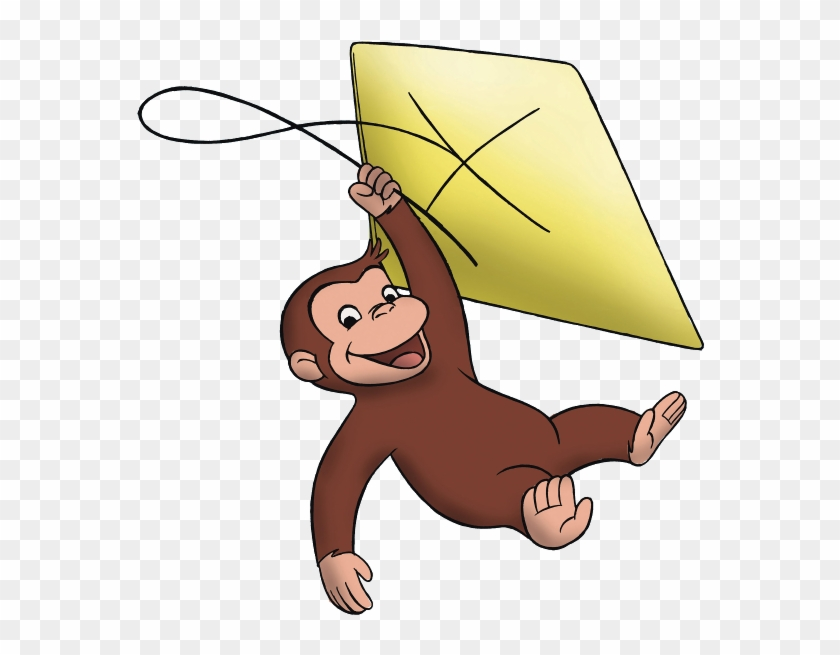 Curious George - Curious George Clipart Png #291313