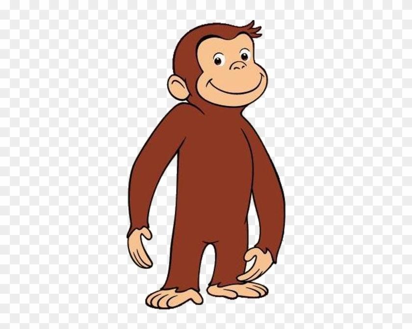 Curious George - George The Monkey Cartoon #291315