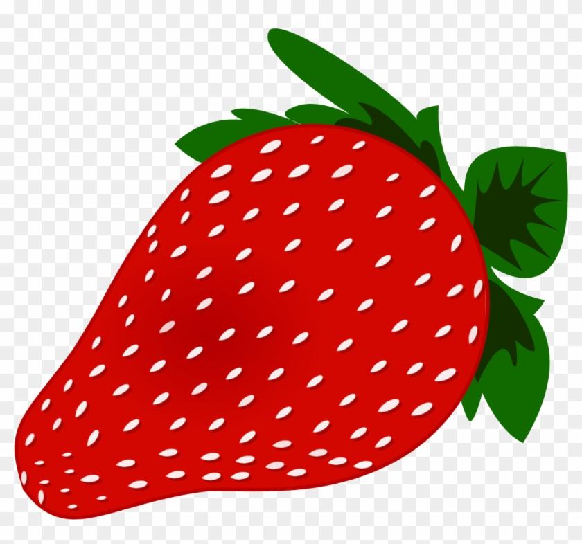 Strawberry Clip Art - Strawberry Clipart #291335