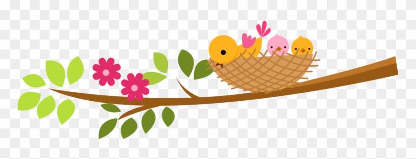 Pink And Yellow Birds - Pink And Yellow Birds #291365