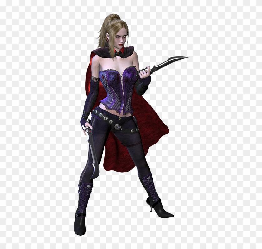 Supergirl Png - 3d Warrior Png File #291407