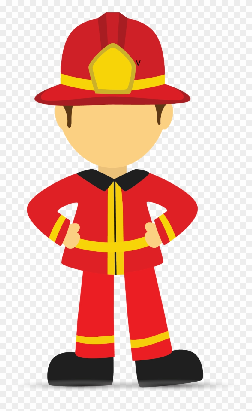Firefighter Computer Icons Firefighting Clip Art - Firefighter Icon Png #291414