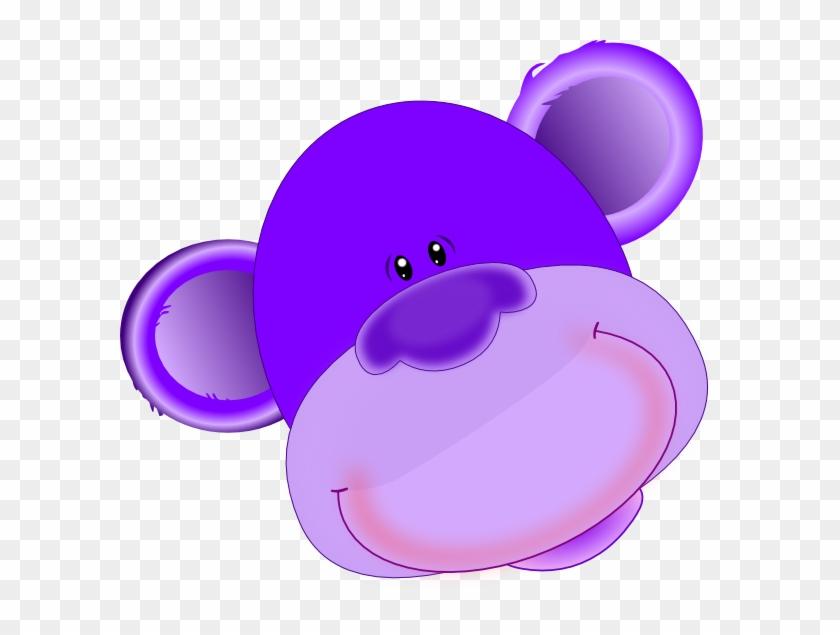 Purplemonkey1 Clip Art At Clker - Clip Art #291426