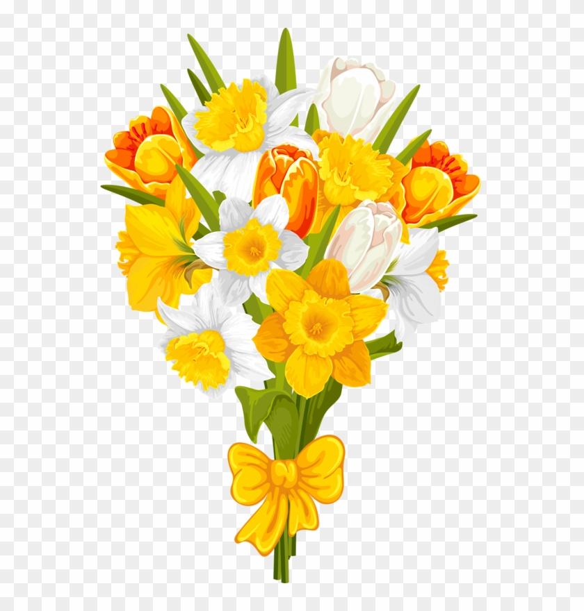 Flower Clipartvector - Yellow Flower Grpahic Design #291465