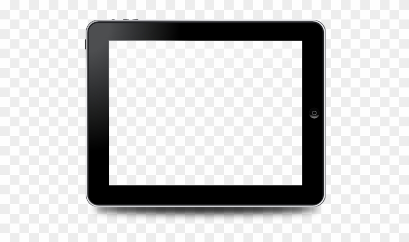 Image Of Ipad - Tablet Image Clip Art #291466