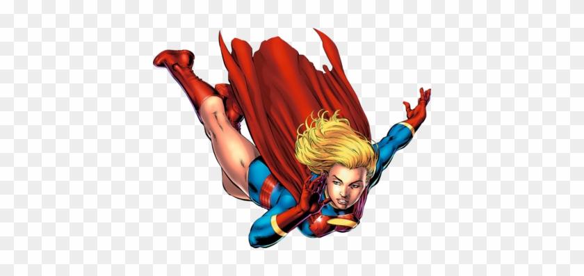 Superrenders 11 0 Supergirl - Hearing Superpower #291486
