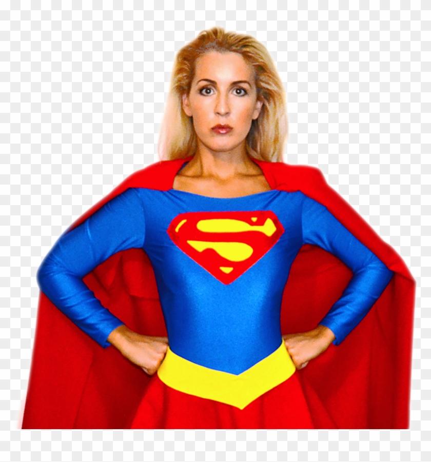 Supergirl Helen Slater Cosplay By Supergirldiaries - Helen Slater Supergirl Png #291491