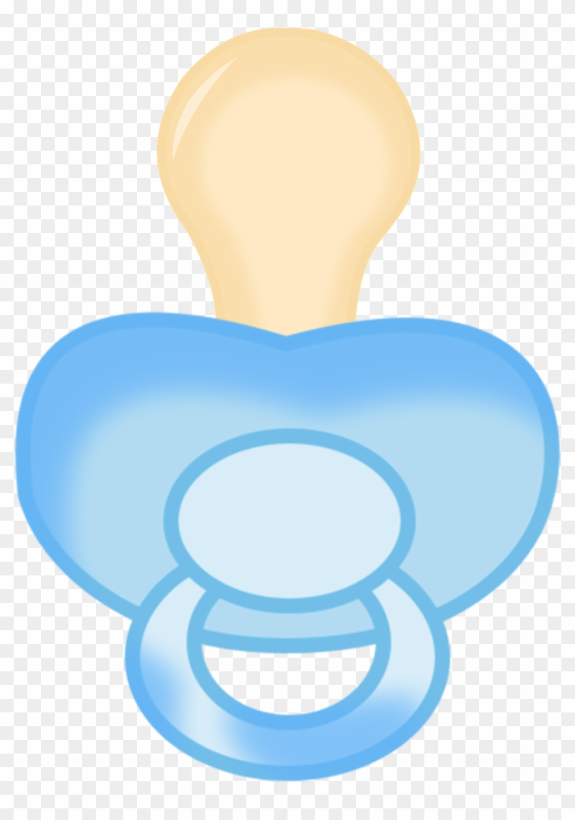 Chupon Baby - Chupon Baby Shower Rosa #291537