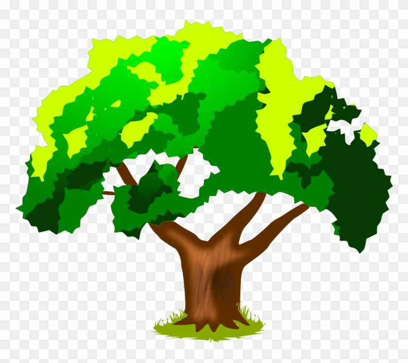 Tree Clip Art Download - Ainslie Wood Primary School #291546