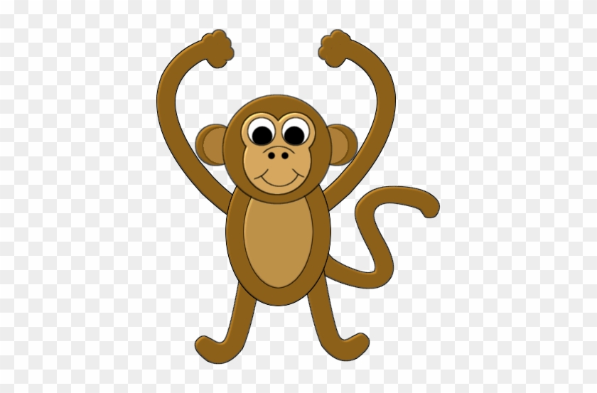 Monkey Small Png Image - Changuitos Png #291548