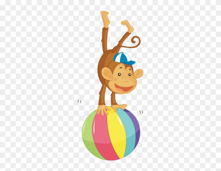 Monkey - - Cartoon #291605