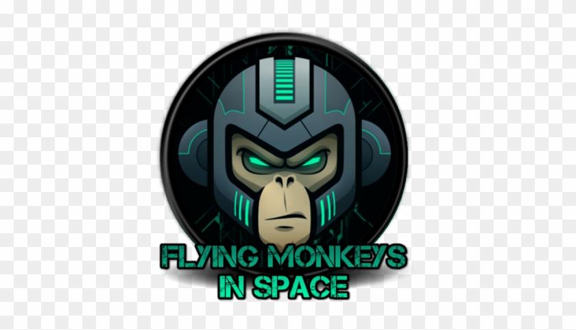 Flying Monkeys In Space [fmis] - Cybermonkey #291637