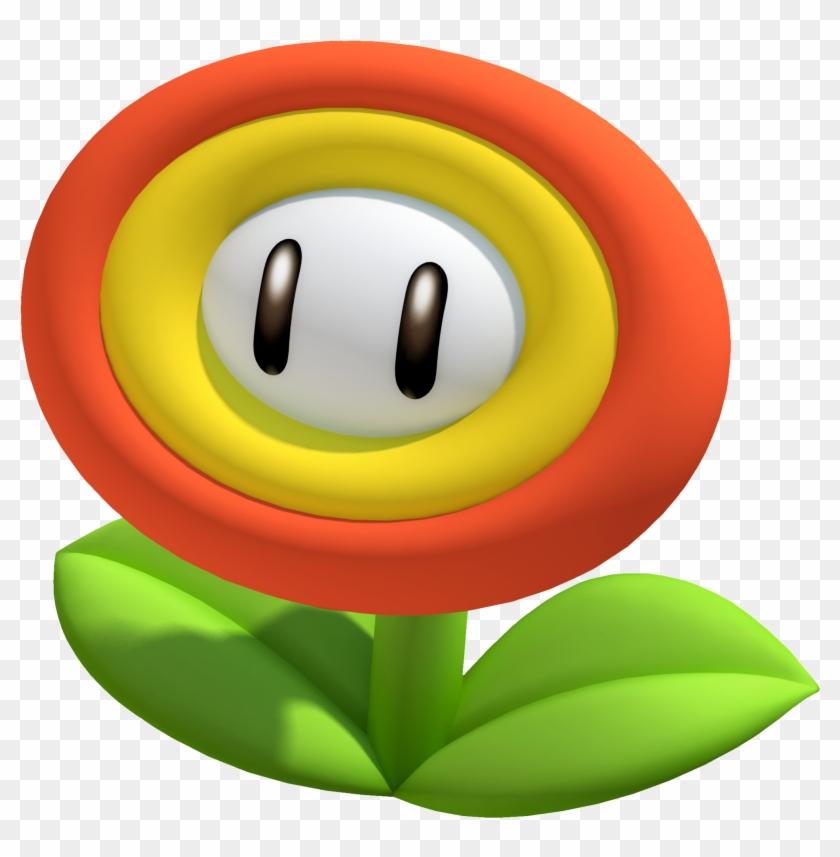 Imagenes De Mario Bros Png - Mario Power Up Flower #291675