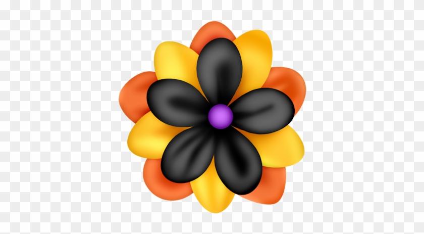 Fm Spooky Day Element 69 - Flower #291734