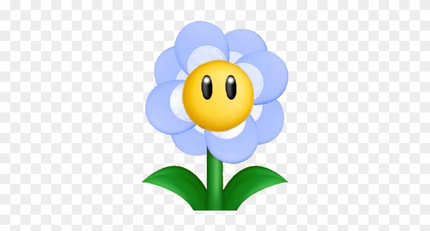 Power Flower Blue - Power Flower Blue #291750