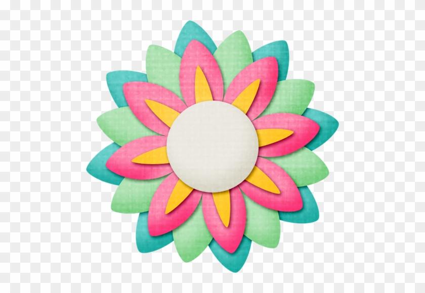 My Sweet Garden El - Flores Infantiles Para Decorar Png #291756