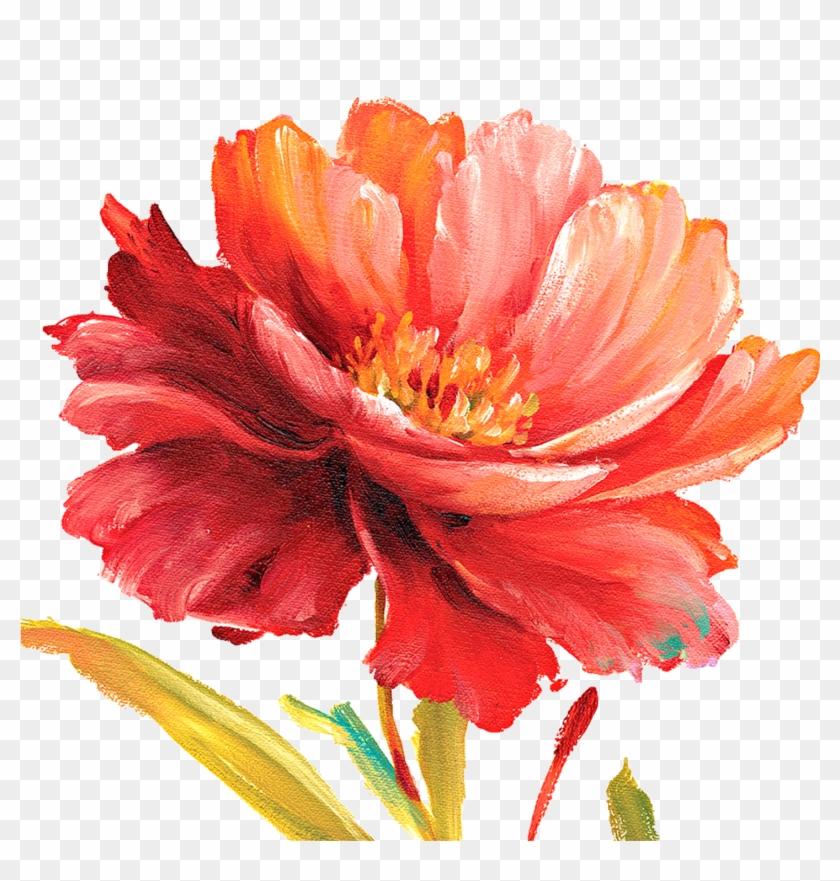 Decoupage Flower, Flower Painting, Flower Painting - Decoupage Flower, Flower Painting, Flower Painting #291770
