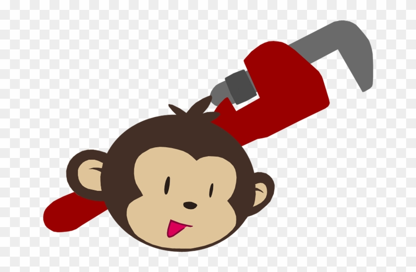 Monkey Wrench Cutie Mark - Cartoon #291793