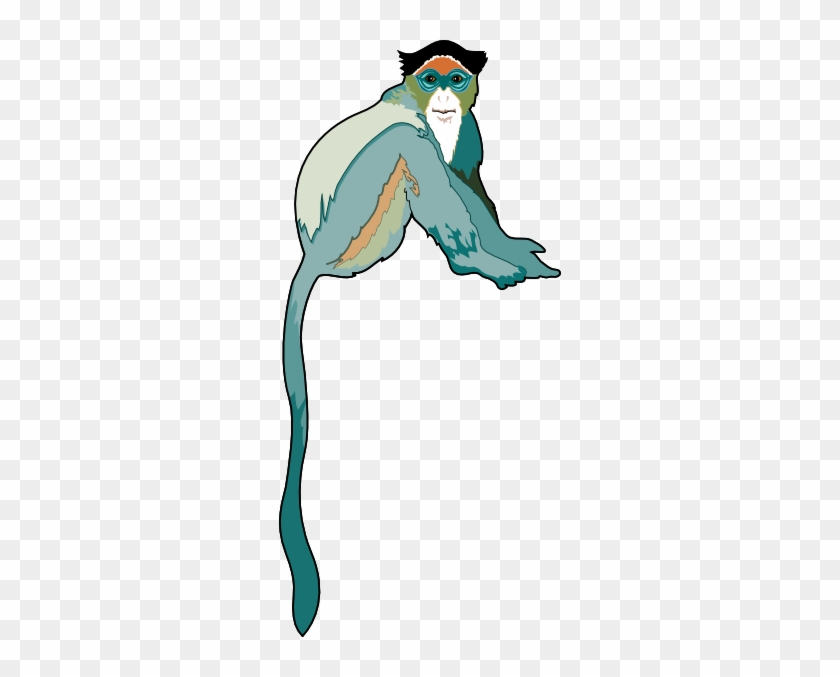 How To Set Use Colorful Monkey Svg Vector - How To Set Use Colorful Monkey Svg Vector #291833