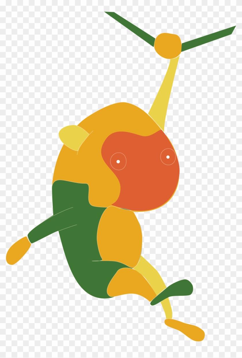 Monkey Clip Art - Monkey Clip Art #291867