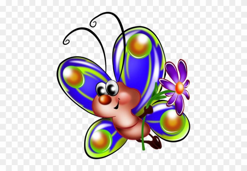 Butterflies Set3 146 - Clipart Motyl #291868