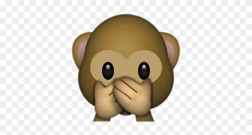 Tumblr Emoji Whatsapp Emoticon Omg Changuito Chango Monkey